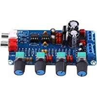 HIFI OP-AMP NE5532 Preamplificador de Control de Tono