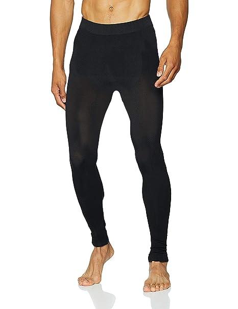 Medias Entrenamiento de Rendimiento Sundried los Hombres por un Gimnasio de Yoga Corrientes de los Deportes de Invierno para Hombre - Leggings