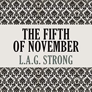 The Fifth of November Audiobook