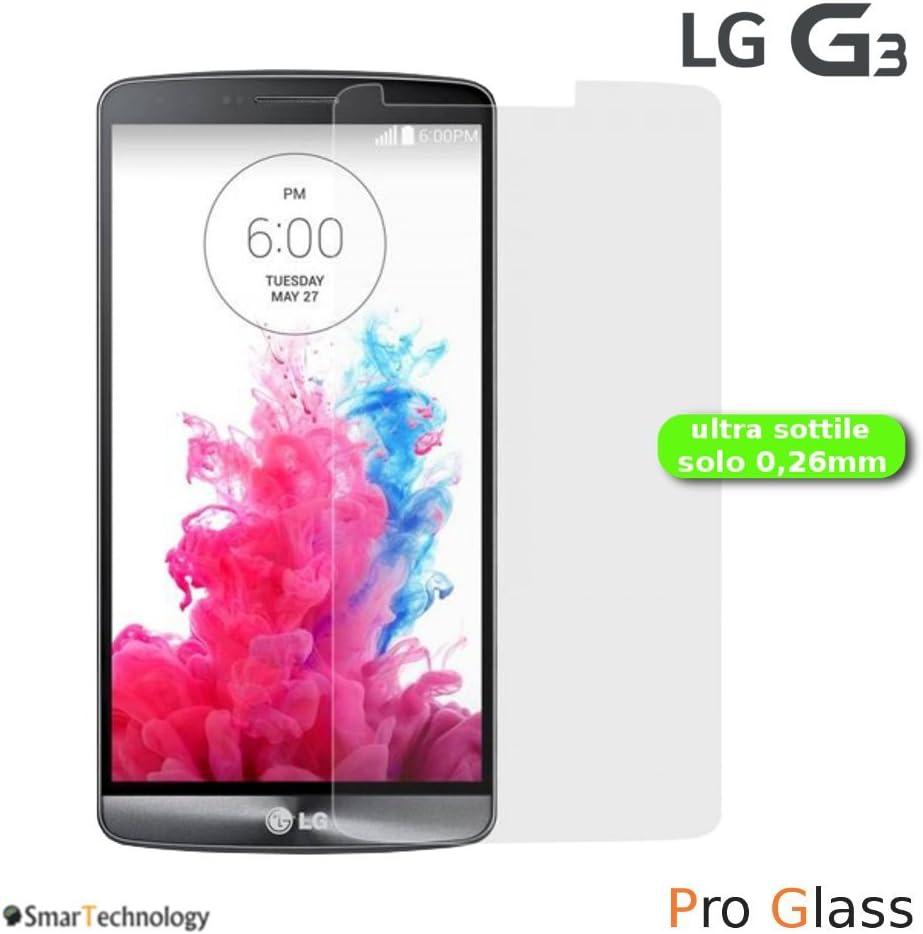 1neiSmartech Protector De Cristal Templado Para Smartphone Lg G3 ...