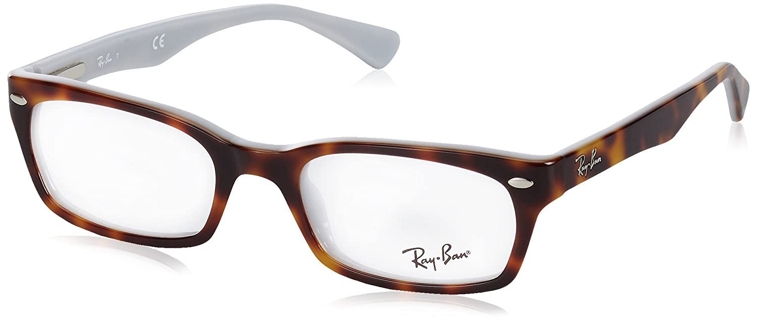 6d5d52a72c Amazon.com  Ray-Ban RX5150 Eyeglasses-5238 Tortoise Blue-50mm  Shoes