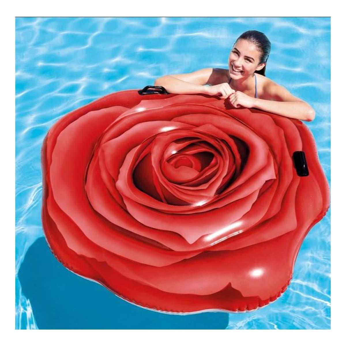 Cisne 2013, S.L. Colchoneta Hinchable para Piscina diseño Flor ...
