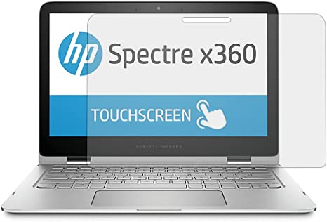 Lifetime Replacement Warranty ScreenPatronus Compatible with HP Spectre X360 13 AP0013DX 2019 Anti-Glare Laptop Screen Protector