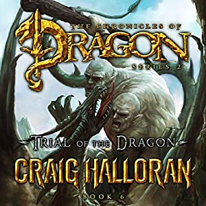 Trial of the Dragon Audiobook