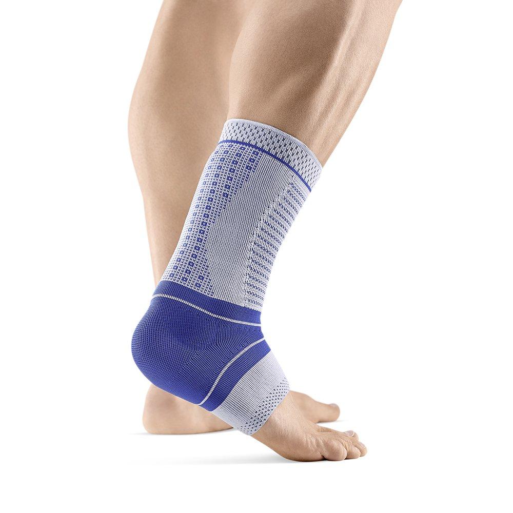 Bauerfeind AchilloTrain Pro Achilles Tendon Support (Titanium, 2)