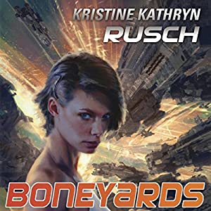 Boneyards Audiobook