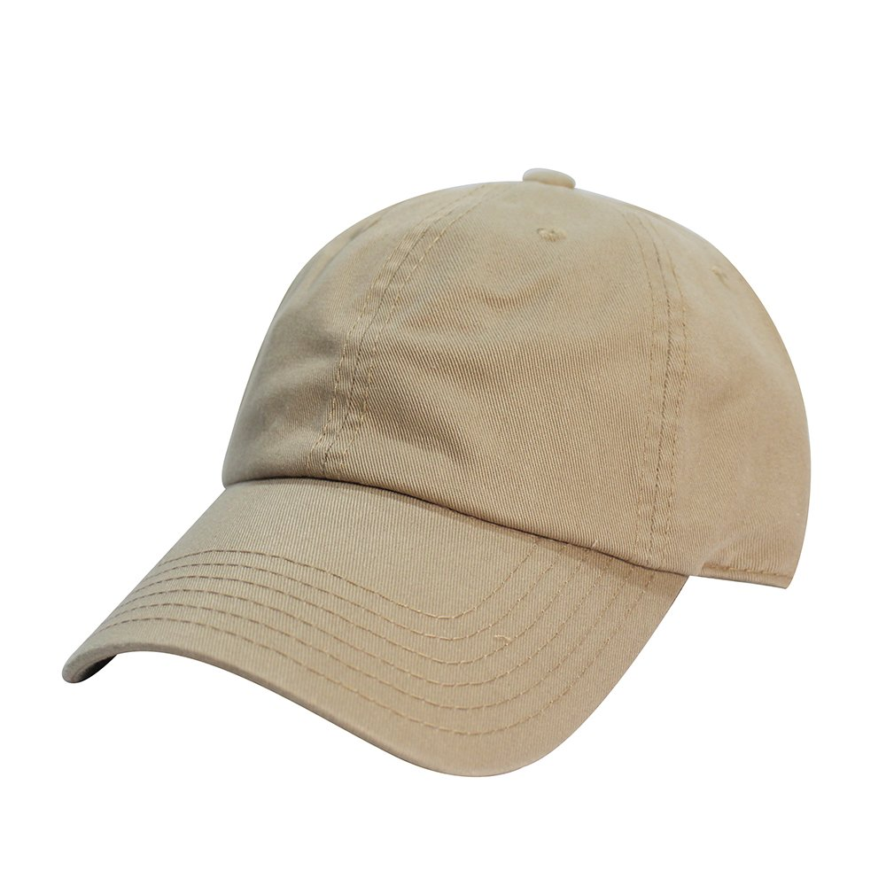 ChoKoLids Cotton Dad Hat Adjustable Blank Cap Low Profile Unstructured Polo  Style 2eb2b77ee129