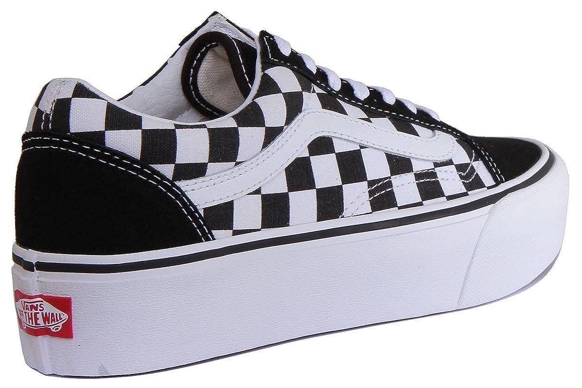 scarpe vans donna a quadretti