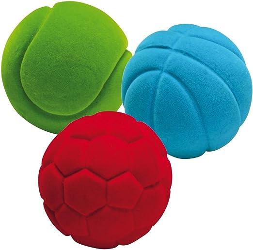 Erzi motricidad Bolas Mix, balón de fútbol, Pelota de Fitness ...