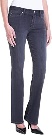 Liverpool Jeans Company Women's Lucy Bootcut Jean in Silky Soft Stretch Denim