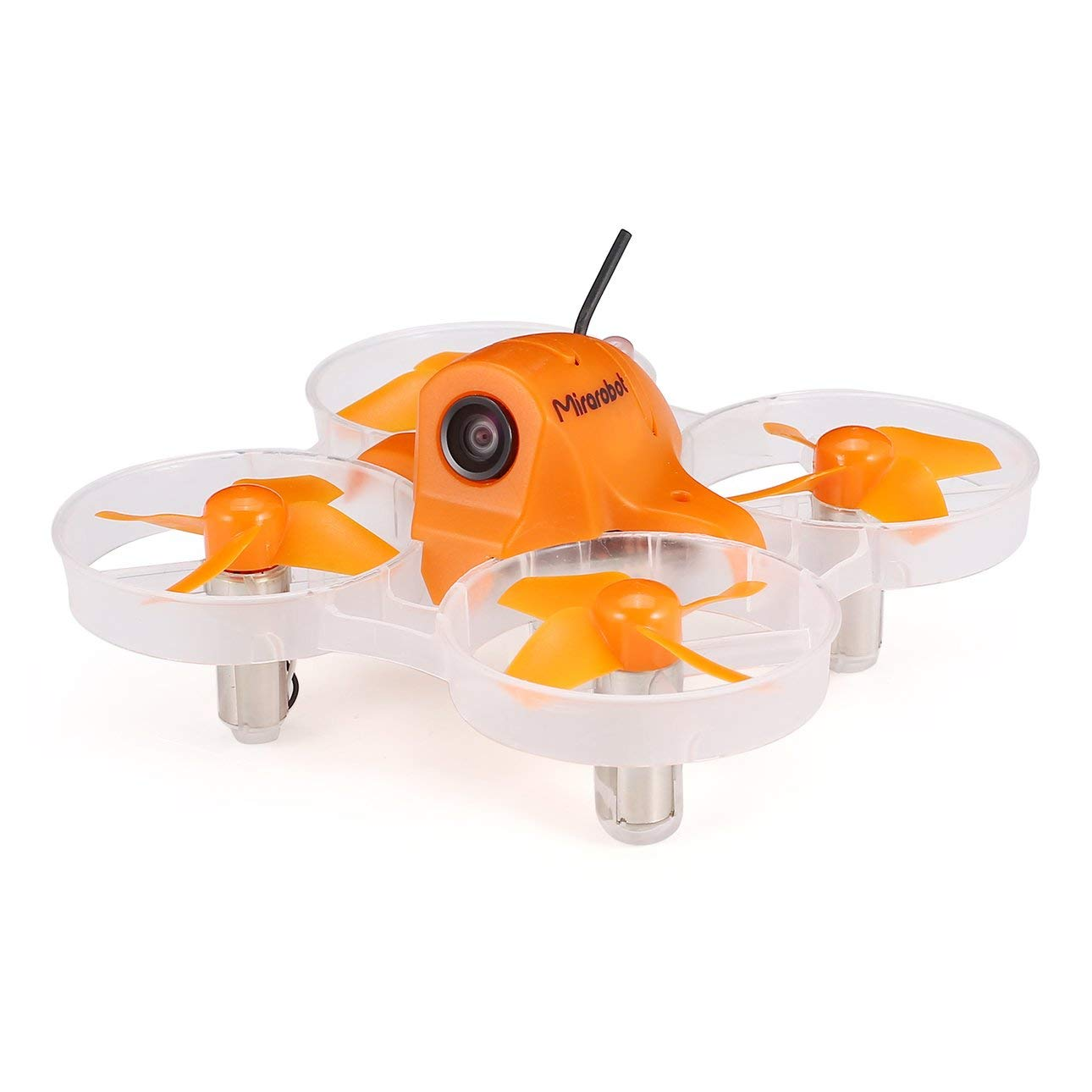 Drohne Mirobrobot S85 5,8 G 25 mW 600TVL Kamera Tiny Micro Indoor FPV RC Renndrohne von Ballylyly