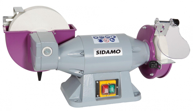 Doppelschleifmaschine, und Nass-Schleifmaschine, Produktreihe Pro tm200me Sidamo
