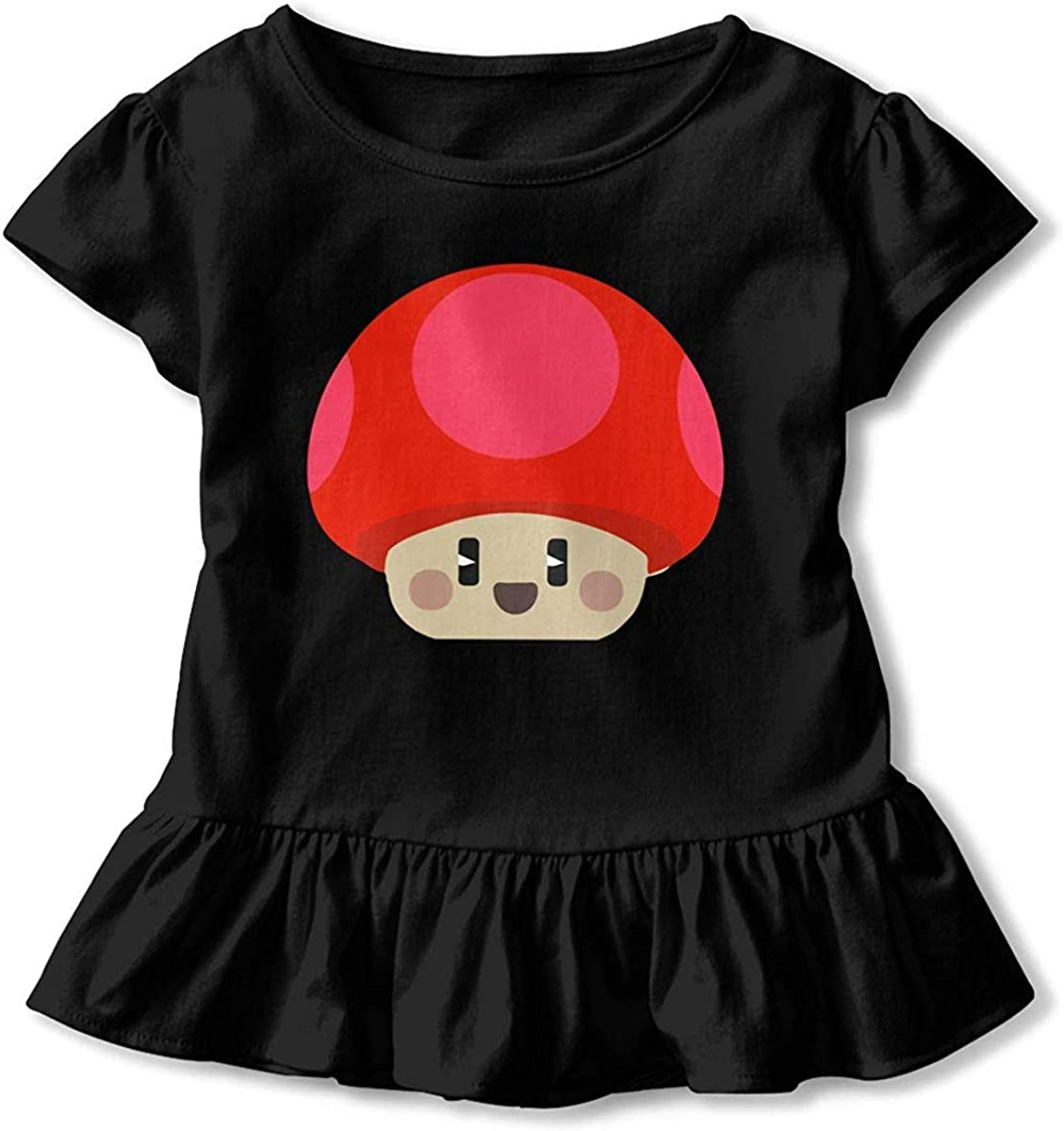 Toddler Baby Girl Nurse Heartbeat Funny Short Sleeve Cotton T Shirts Basic Tops Tee Clothes