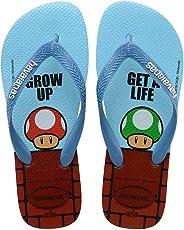 Sandálias Mario Bros Havaianas, Adulto Unissex