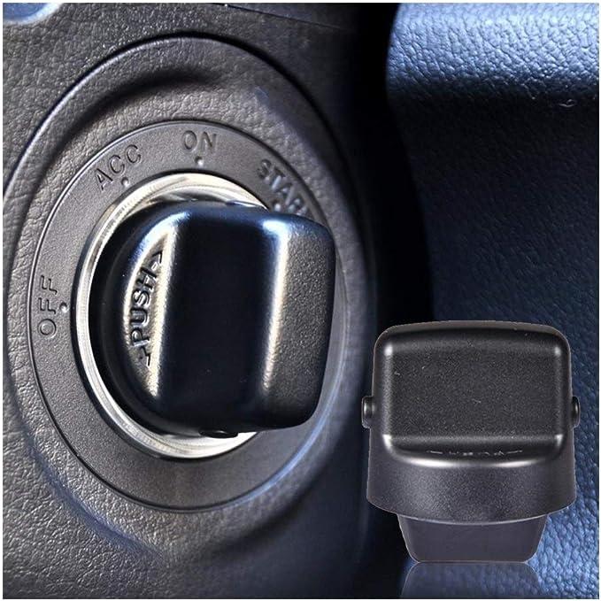 Zxc Auto Motor Start Drucktastenschalter Zündung Starter Fit For Mazda Geschwindigkeit 6 Cx7 Cx9 Zündschlüssel Knob Zündschloss Knopf Color Black Küche Haushalt