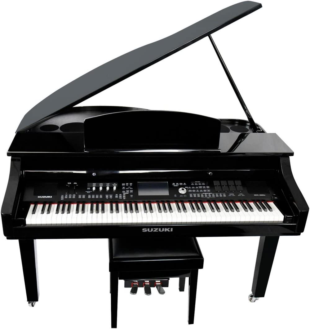Suzuki Touch Screen Baby Grand Digital Piano