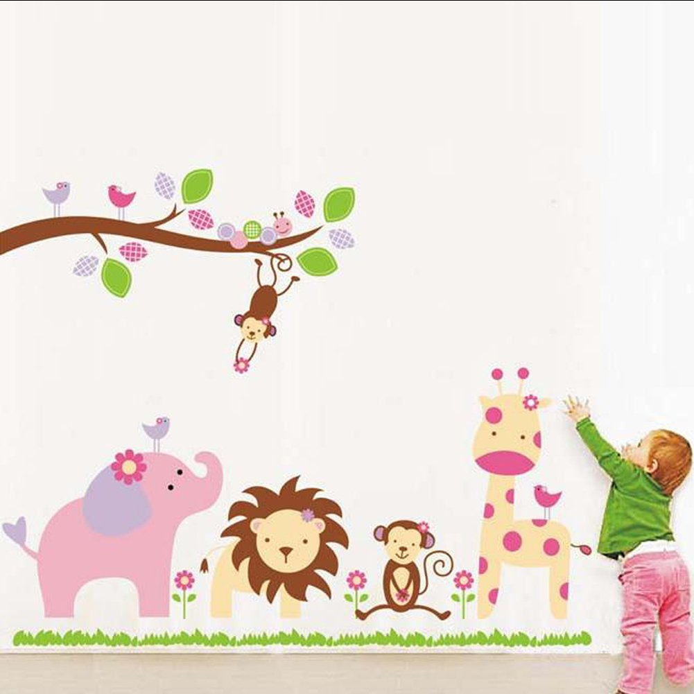 Amazon Nursery Wall Sticker Decals For Boys And Girls