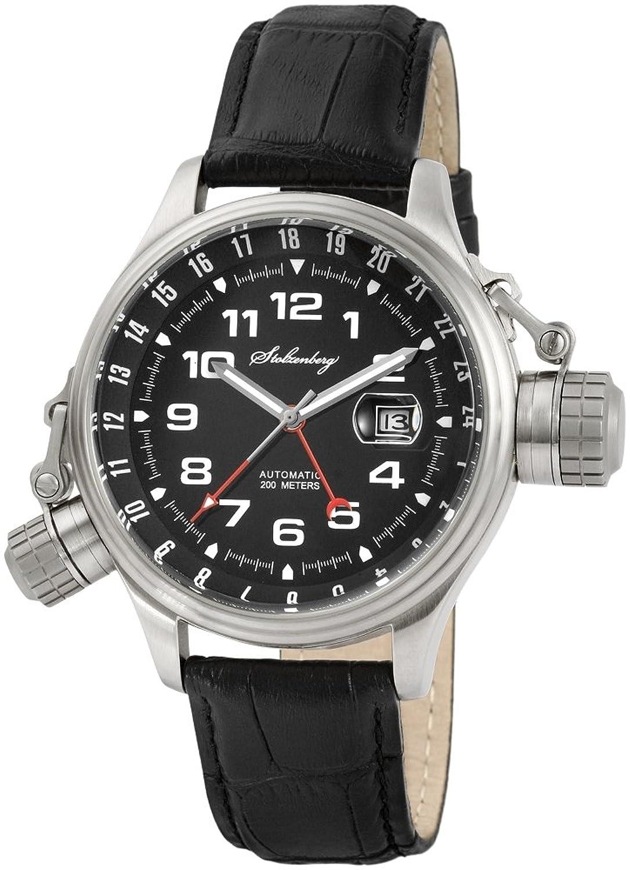 Stolzenberg Herren-Armbanduhr Analog Automatik ST2100290002
