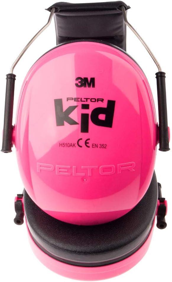 3M/™ Peltor/™ Geh/örschutz Kid in neonrosa