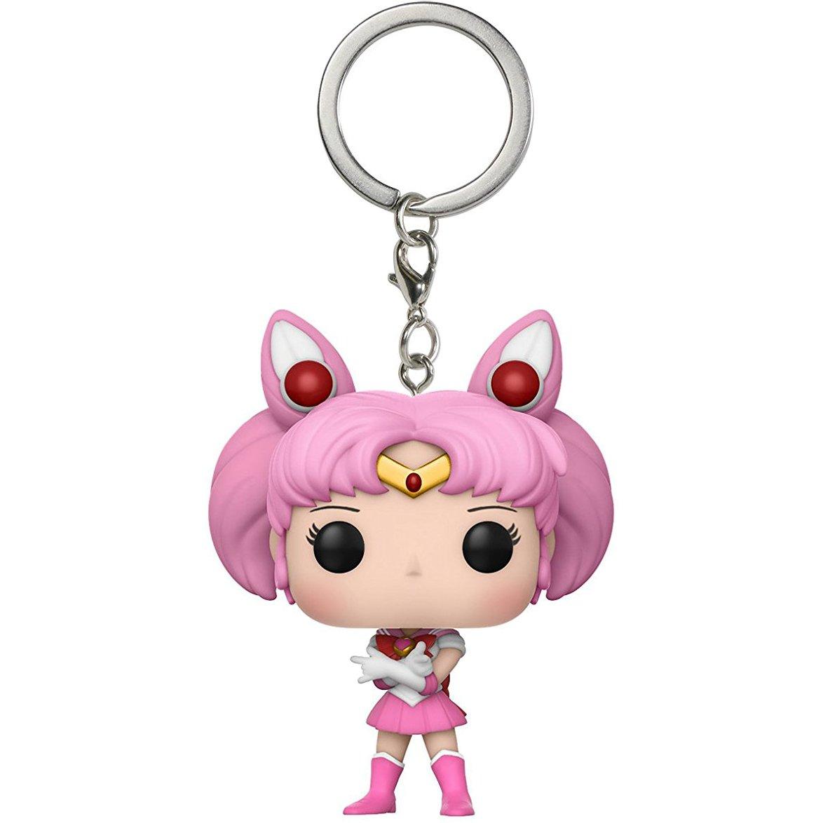 Amazon.com: Funko Sailor Chibi Moon Pocket POP! x Sailor ...