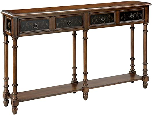 Stein World 4-Drawer Console Table