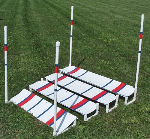Affordable Agility Practice Broad Jump by Affordable Agility, Inc