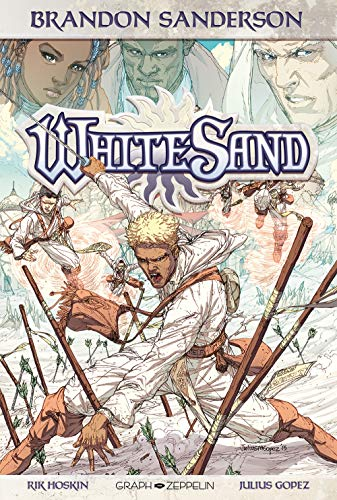 The 6 best brandon sanderson white sand volume 1 for 2020