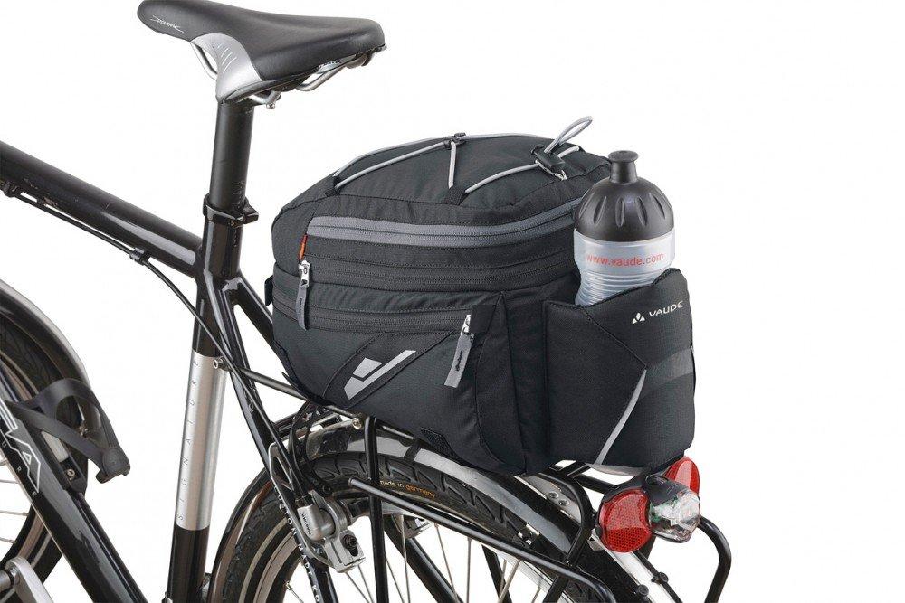 Vaude Silkroad Mochila de Ciclismo Unisex adulto Negro L