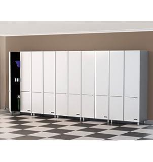 5 Pc Tall Cabinet Storage System Set   Ulti MATE Storage