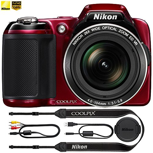 nikon-coolpix-l810-161-mp-30-inch-lcd-digital-camera-red-certified-refiurbished