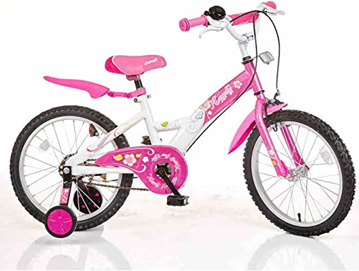 XQ- Bicicletas para Niños 18 Pulgadas Chico Chica Bicicleta Bebé ...