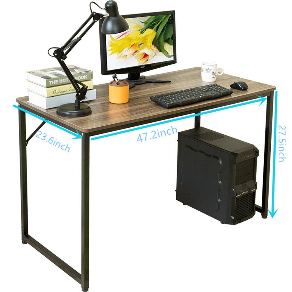 amazon com dland home office desk 47