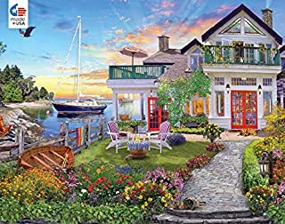 product image for David Maclean Coastal Escape Puzzle - 1000Piece