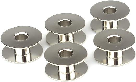 La Canilla ® - Pack 5 Canillas Para Máquinas de Coser Sigma 2000 ...