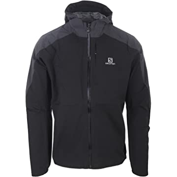 best Salomon Bonatti Waterproof Running Jacket - AW16 - X Large - Black reviews