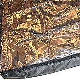Justdolife Outdoor TV Cover Universal Waterproof