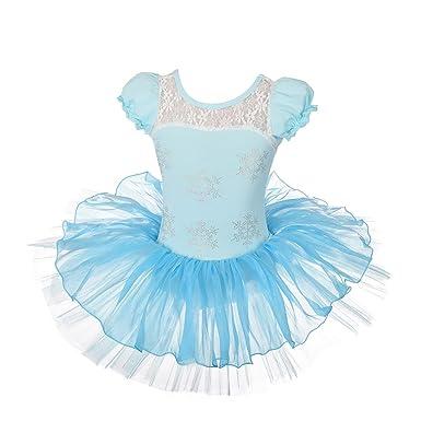 Frozen Aqua Ballet Tutu