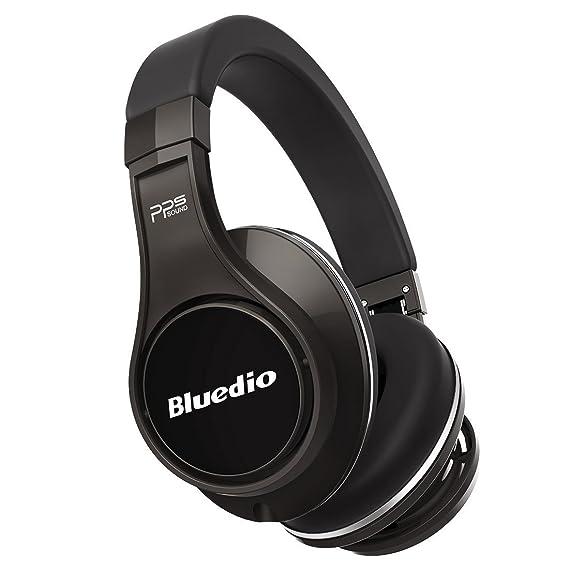 Bluedio U (UFO) Serie de fe gran acabado auriculares bluetooth revolución patentado de 8