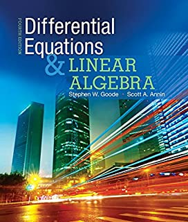 differential equations and linear algebra 4th edition edwards pdf download