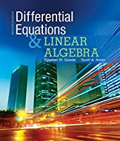 Differential Equations and Linear Algebra, 4th Edition Front Cover