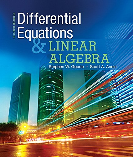 321964675 - Differential Equations and Linear Algebra (4th Edition)