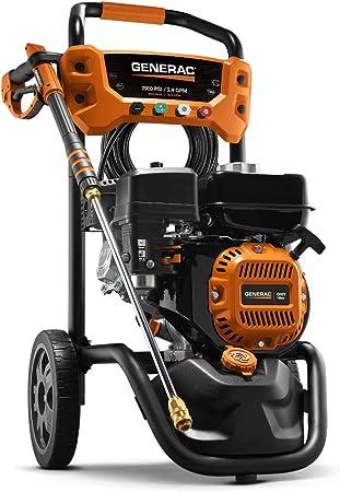 Generac 2900 PSI Pressure Washer Review