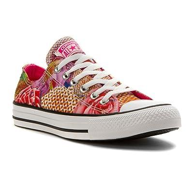 4d5cc56e9e4f Converse Chuck Taylor All Star Digital Floral Ox Basketball Shoe   Amazon.co.uk  Shoes   Bags