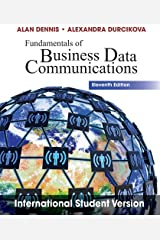 Fundamentals of Business Data Communications Paperback