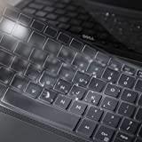 for Dell XPS 13 Keyboard Cover Clear Keyboard Skin