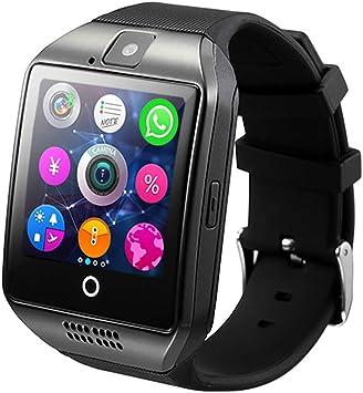 JDTECK Samsung Galaxy A50 Watch Connected, Smartwatch TF (Micro SD ...
