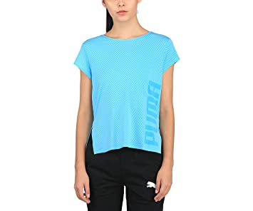 881d8a6cfcc3 Puma Women s Graphic S S Tee W T-Shirt  Amazon.co.uk  Clothing