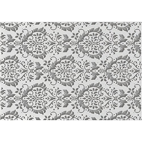 Couture Creations Embossing Folder A4-Atherton by Artdeco Creations