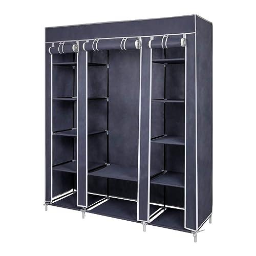 armoire tissu penderie. Black Bedroom Furniture Sets. Home Design Ideas