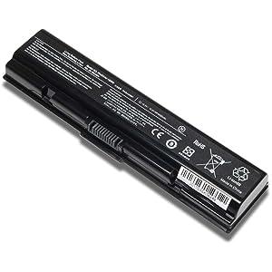 New PA3534U-1BRS PA3534U-1BAS PA3534U-1BRM Laptop Battery for Toshiba Satellite PA3533U-1BRS PA3533U-1BAS PA3535U-1BRS PA3535U-1BAS Series[10.8V 4400mAh]-12 Months Warranty